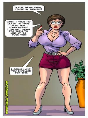 Interracial Comics Interracial-  Welcome to Sweden Porn Comic 31