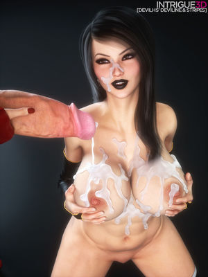 Intrigue3d- DevilHS' Deviline & Stripes Part 2- Supro free Porn Comic sex 08
