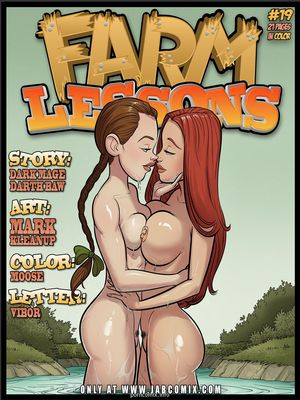 Porn Comics - Farm Lessons Chapter 19 Sex Comic