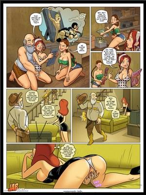 Jab Comix Jab Comix – Farm Lessons 19 Porn Comic 06