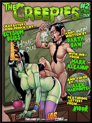 Porn Comics - Jab Comix – The Creepies 2 Porn Comic
