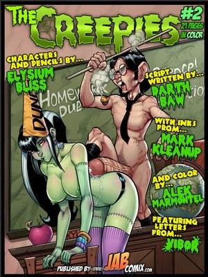 Porn Comics - Jab Comix – The Creepies 2 Porn Comic