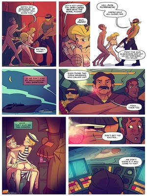 Jab Comix Jab Comix- A Model Life 3 Porn Comic 10