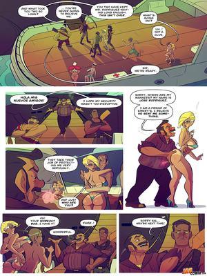 Jab Comix Jab Comix- A Model Life 3 Porn Comic 11