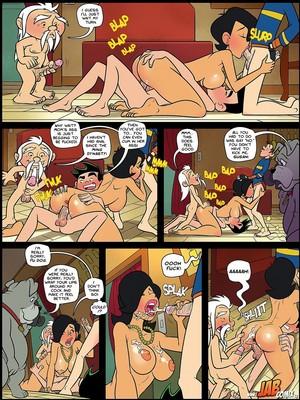 Jab Comix Jab Comix- Americunt Dragon 6 Porn Comic 05