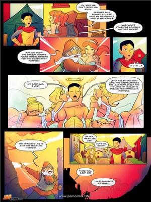 Jab Comix Jab Comix- Dau2019Younguns & Dragons 2 Porn Comic 06