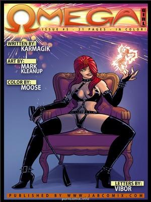 Porn Comics - Omega Girl Chapter 05 Free Jab Comic