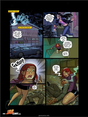 Jab Comix Jab Comix- Omega Girl 5 Porn Comic 03