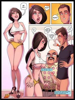 Jab Comix Jab Comix- Spy Games Porn Comic 04