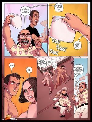 Jab Comix Jab Comix- Spy Games Porn Comic 18