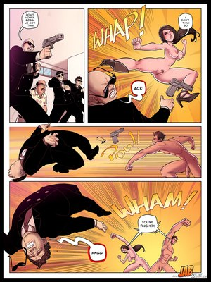 Jab Comix Jab Comix- Spy Games Porn Comic 19