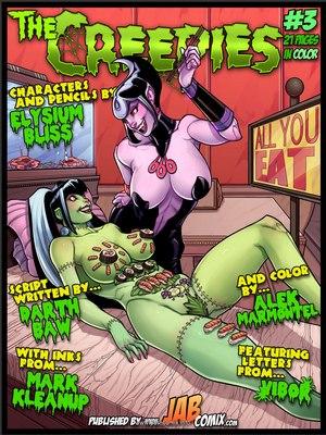 Porn Comics - Jab Comix- The Creepies 3 Porn Comic