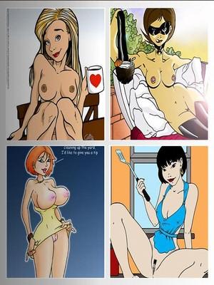 Jab Comix Jab- Milf Magazine Porn Comic 08