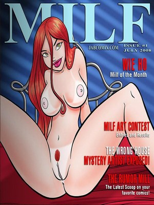 Jab Comix Jab- Milf Magazine Porn Comic 24