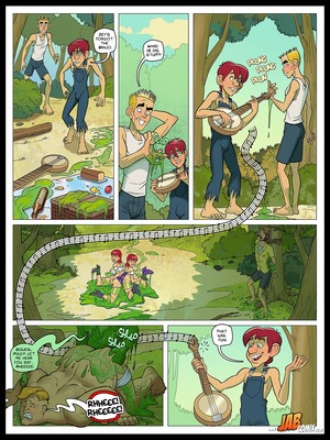 Jab Comix JABcomix- Farm Lessons 20 Porn Comic 10