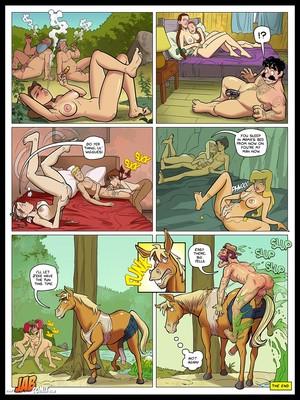 Jab Comix JABcomix- Farm Lessons 20 Porn Comic 22