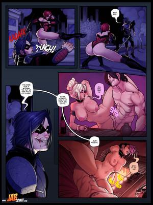 Jab Comix JABCOMIX- RED ANGEL 5 Porn Comic 03