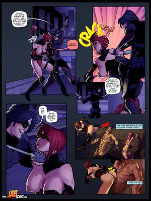 Jab Comix JABCOMIX- RED ANGEL 5 Porn Comic 05