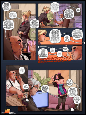 Jab Comix JABCOMIX- RED ANGEL 5 Porn Comic 08