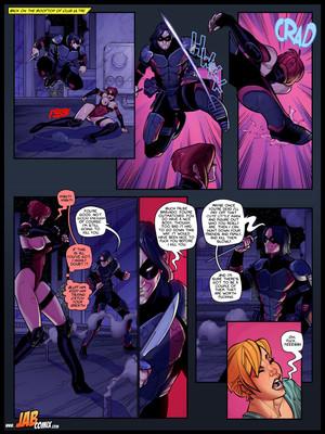 Jab Comix JABCOMIX- RED ANGEL 5 Porn Comic 10