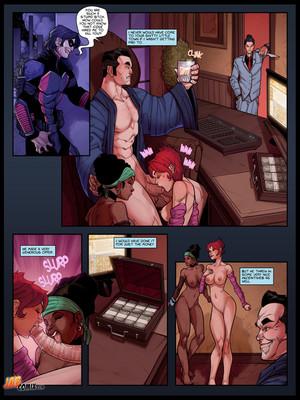 Jab Comix JABCOMIX- RED ANGEL 5 Porn Comic 15
