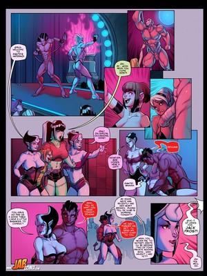 Jab Comix Jabcomix- The Creepies 4 Porn Comic 05
