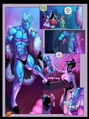 Jab Comix Jabcomix- The Creepies 4 Porn Comic 06
