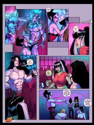 Jab Comix Jabcomix- The Creepies 4 Porn Comic 07