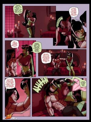 Jab Comix Jabcomix- The Creepies 4 Porn Comic 11