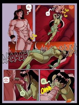 Jabcomix- The Creepies 4 Porn Comic