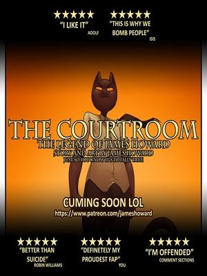 Porn Comics - XXX – James Howard- The Courtroom Porn Comic