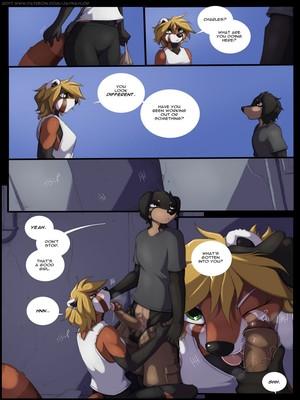 Furry Comics Jay Naylor- The Awakening Porn Comic 03