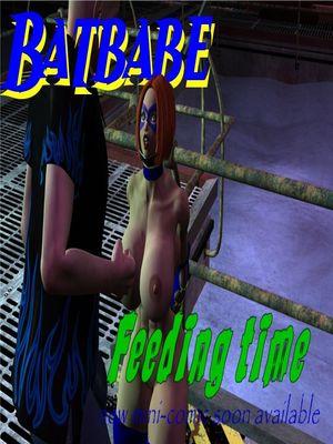 Porn Comics - Jessy Dee- Batbabe- Feeding Time free Porn Comic