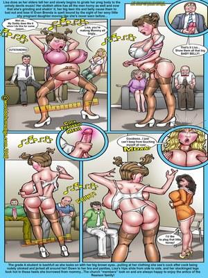 Interracial Comics Jimmy Preges Lisa- Wedding Bells- Smudge Porn Comic 02