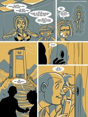Adult Comics John North- Jungle Jackson Porn Comic 08
