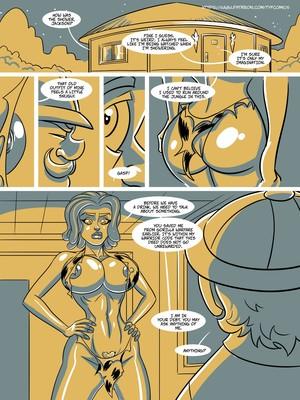 Adult Comics John North- Jungle Jackson Porn Comic 10