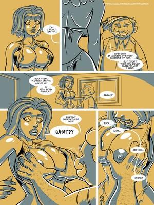 Adult Comics John North- Jungle Jackson Porn Comic 12