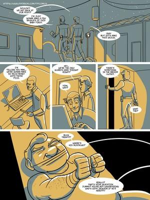Adult Comics John North- Jungle Jackson Porn Comic 16