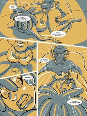 Adult Comics John North- Jungle Jackson Porn Comic 18