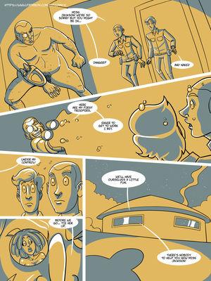 Adult Comics John North- Jungle Jackson Porn Comic 20