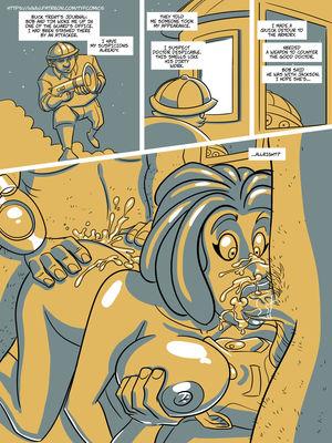Adult Comics John North- Jungle Jackson Porn Comic 23