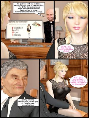 3D Porn Comics John Persons- Christian Knockers Series 4 Porn Comic 20