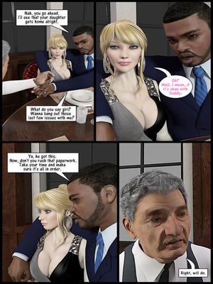3D Porn Comics John Persons- Christian Knockers Series 4 Porn Comic 51