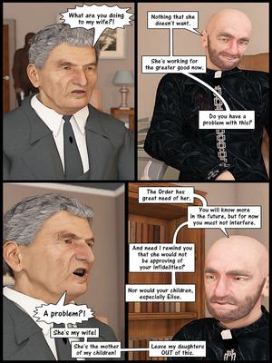 3D Porn Comics John Persons- Christian Knockers Series 4 Porn Comic 70