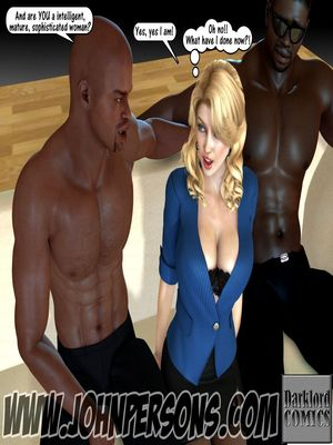 3D Porn Comics John Persons- Exclusive Interview Porn Comic 02