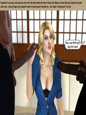 3D Porn Comics John Persons- Exclusive Interview Porn Comic 11