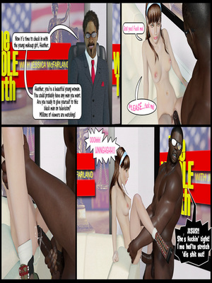 3D Porn Comics John Persons- Exclusive Interview Porn Comic 120