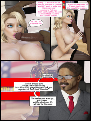 3D Porn Comics John Persons- Exclusive Interview Porn Comic 141