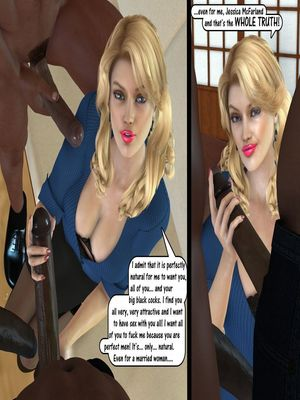 3D Porn Comics John Persons- Exclusive Interview Porn Comic 22