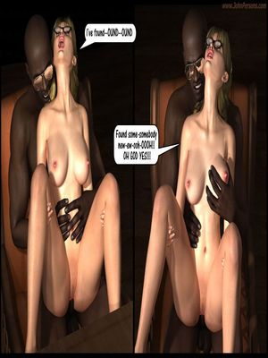 3D Porn Comics John Persons- Exclusive Interview Porn Comic 57